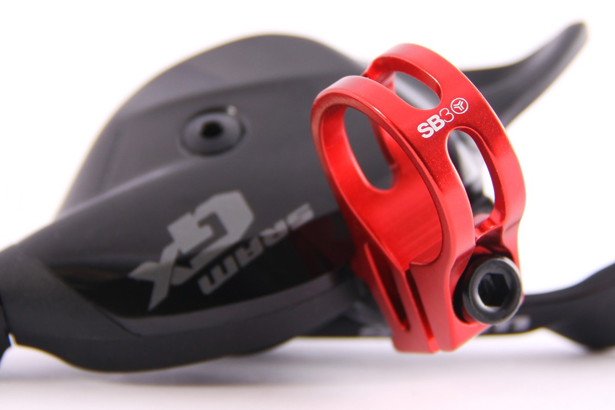 Clamp for Sram shifter